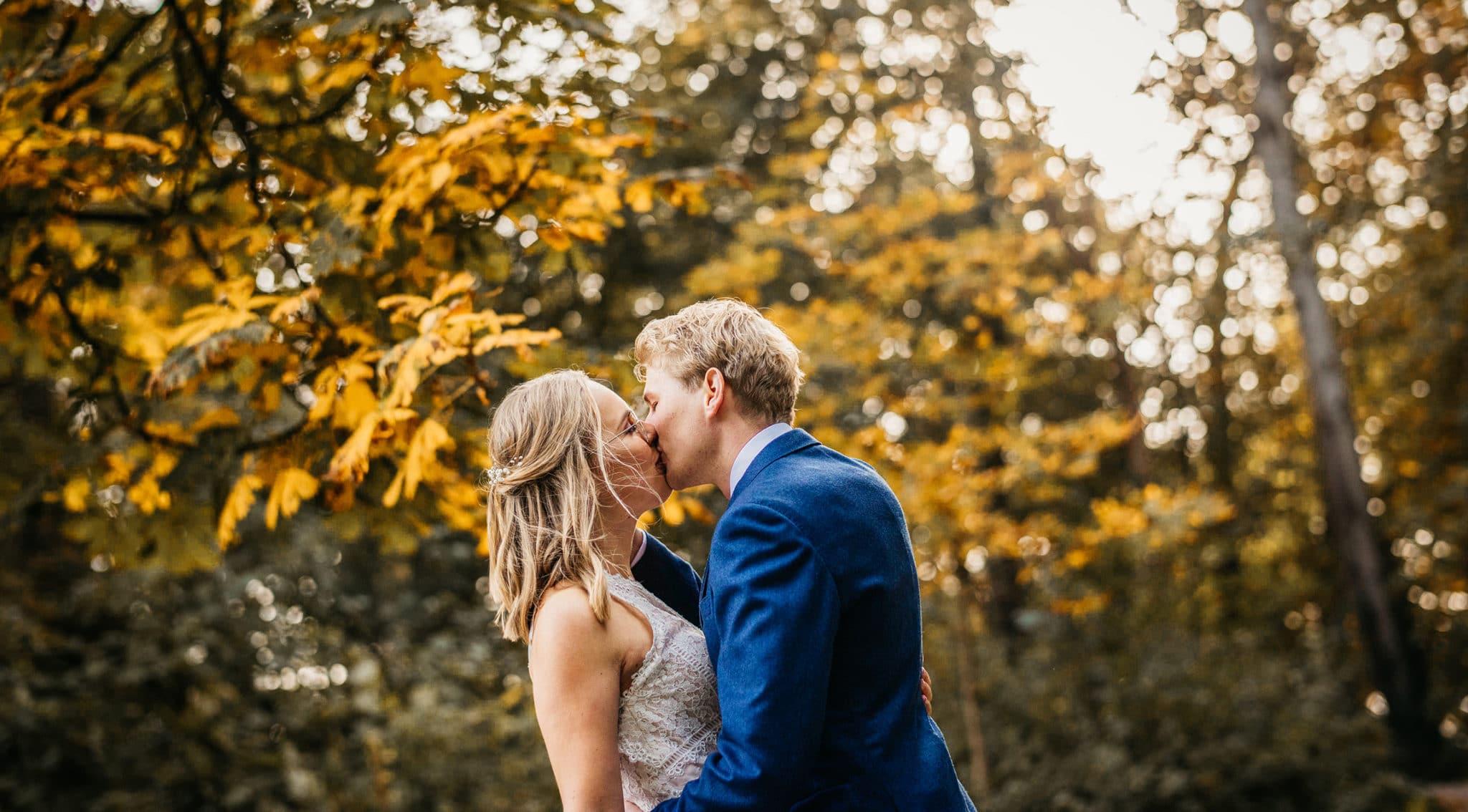 De beste trouwfotograaf