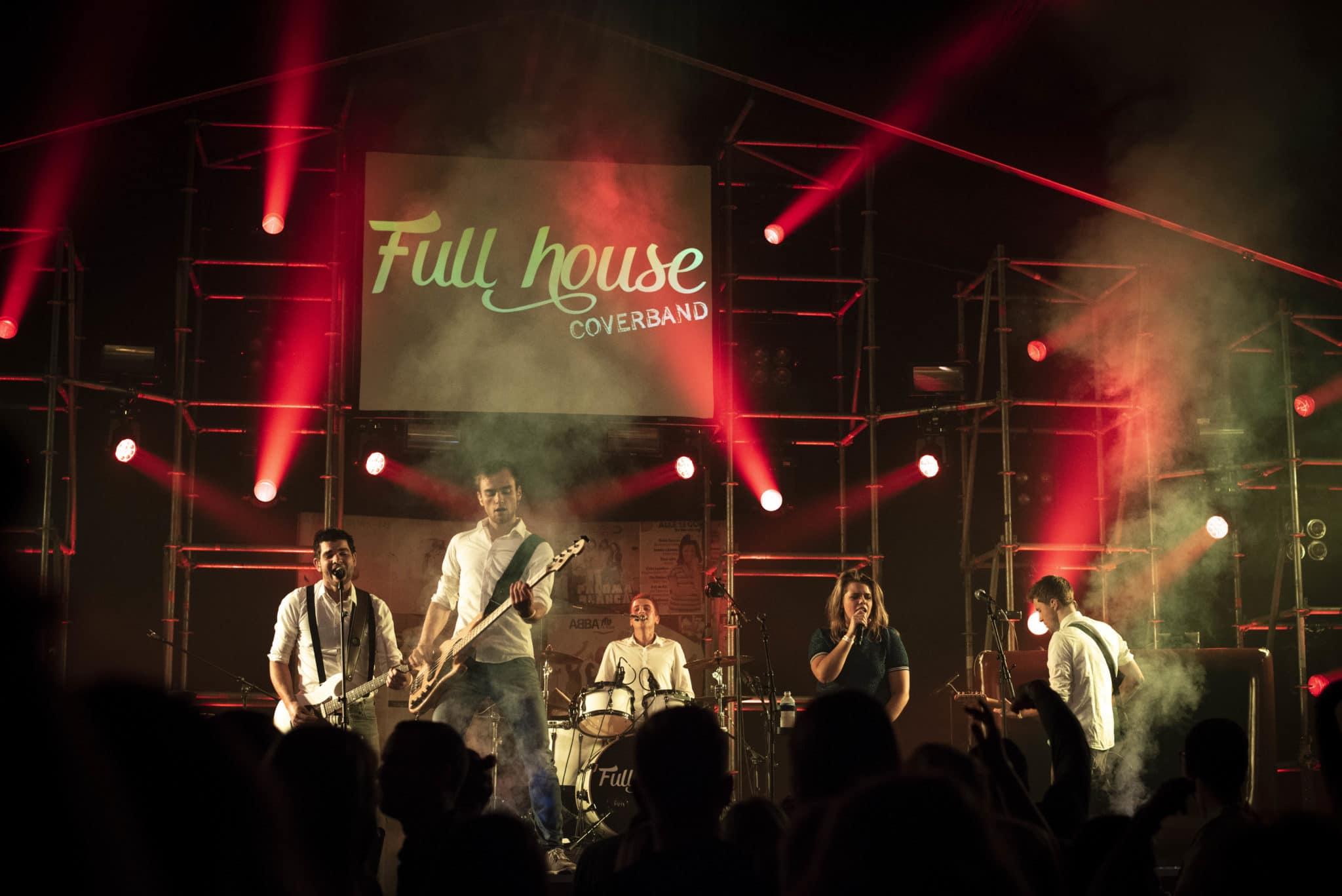 Full House concertfotografie Pieperfestival Emmeloord