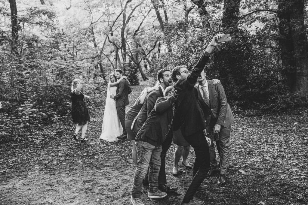 Nazomer bruiloft bij Agnietenberg, Zwolle