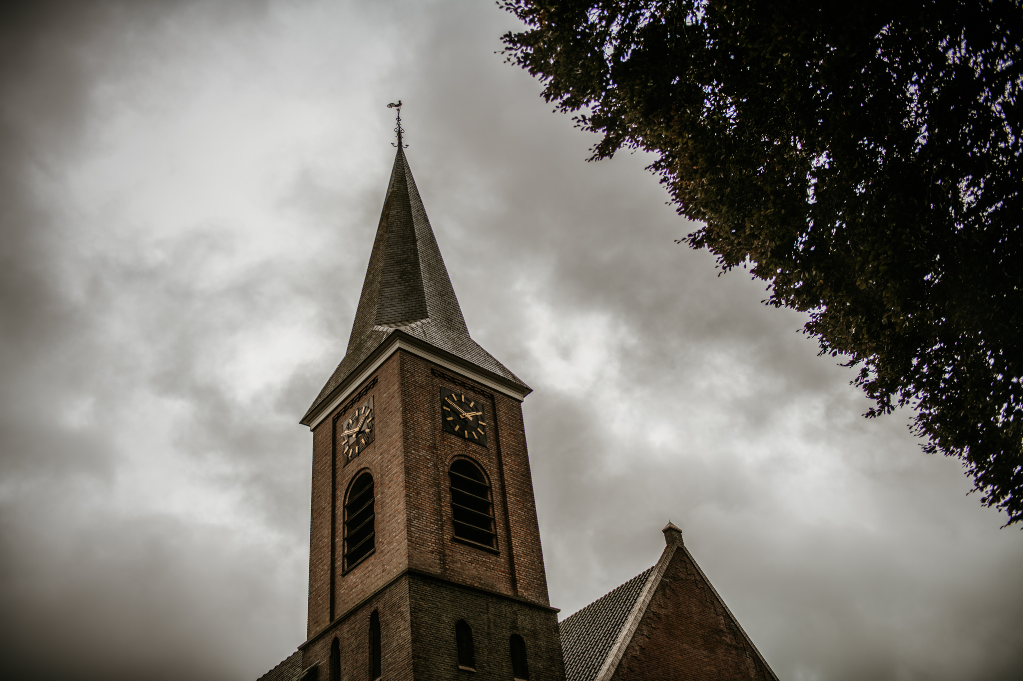 Trouwen in Staphorst