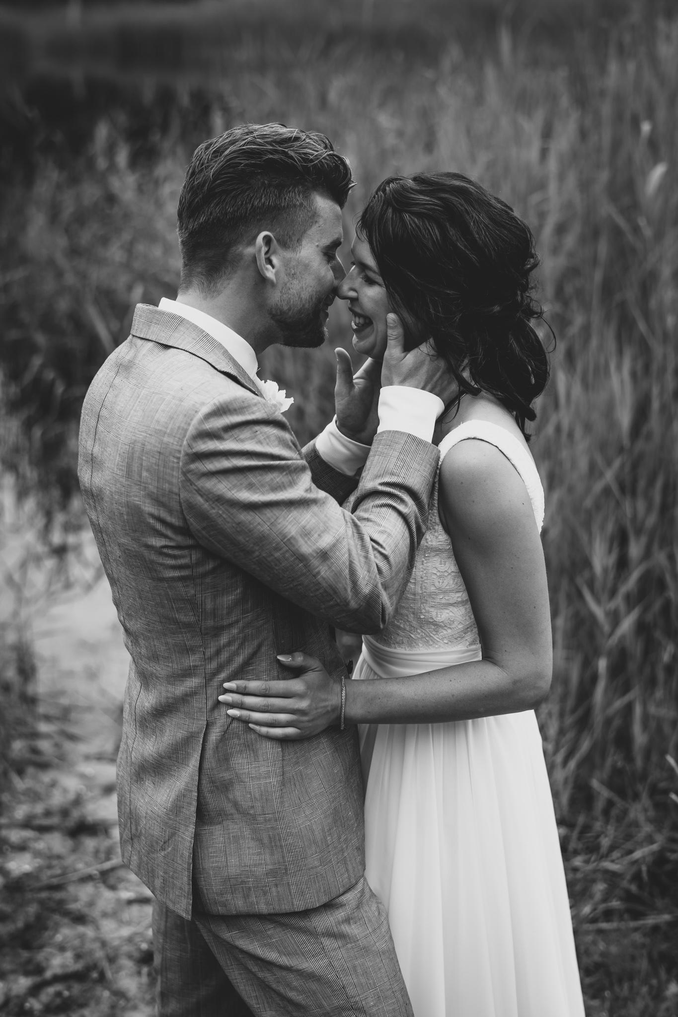 Gezellige trouwdag bij Eigen Wijze