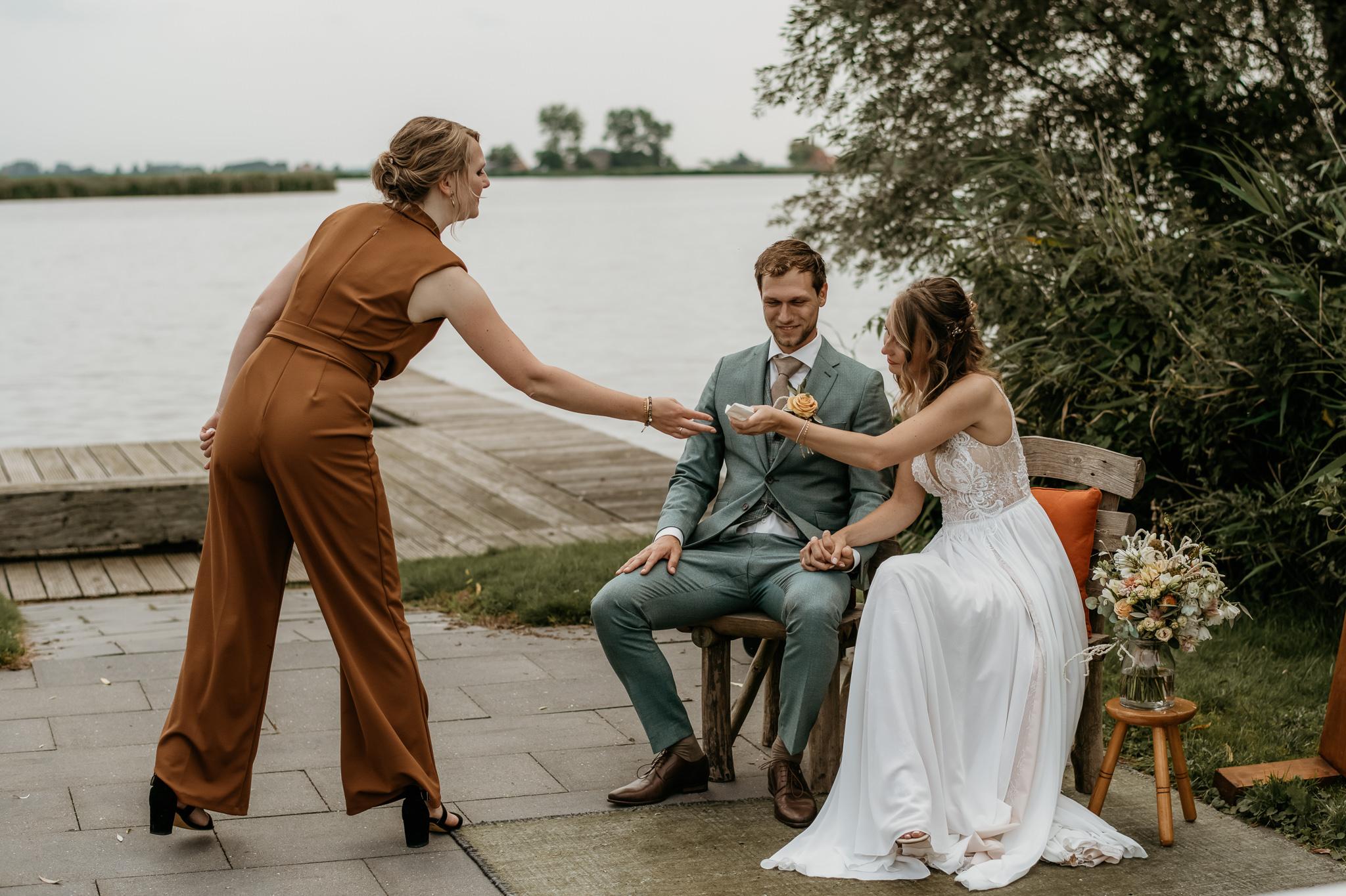 Trouwfotograaf Friesland Pollepleats